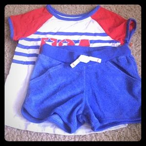 Brand new 2t for girls 3 for 12.